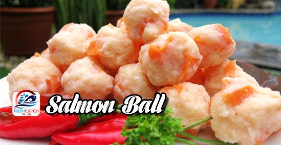 Salmon Ball